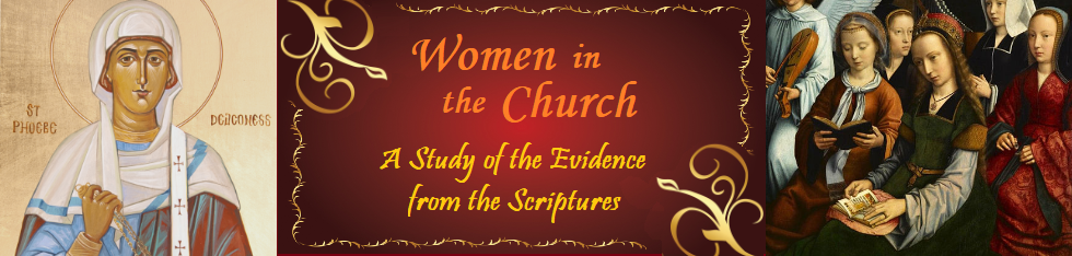 On Church Organization in the Pauline letters | Biblesoft